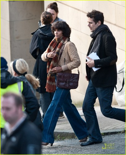 Halle Berry Wigs Out on 'Cloud Atlas' Set