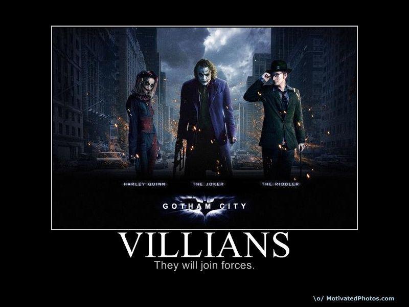 Pics Photos - Batman The Joker Harley Quinn Hd Wallpaper Of Cartoon ...
