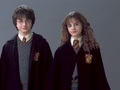 Harry and Hermione hình nền
