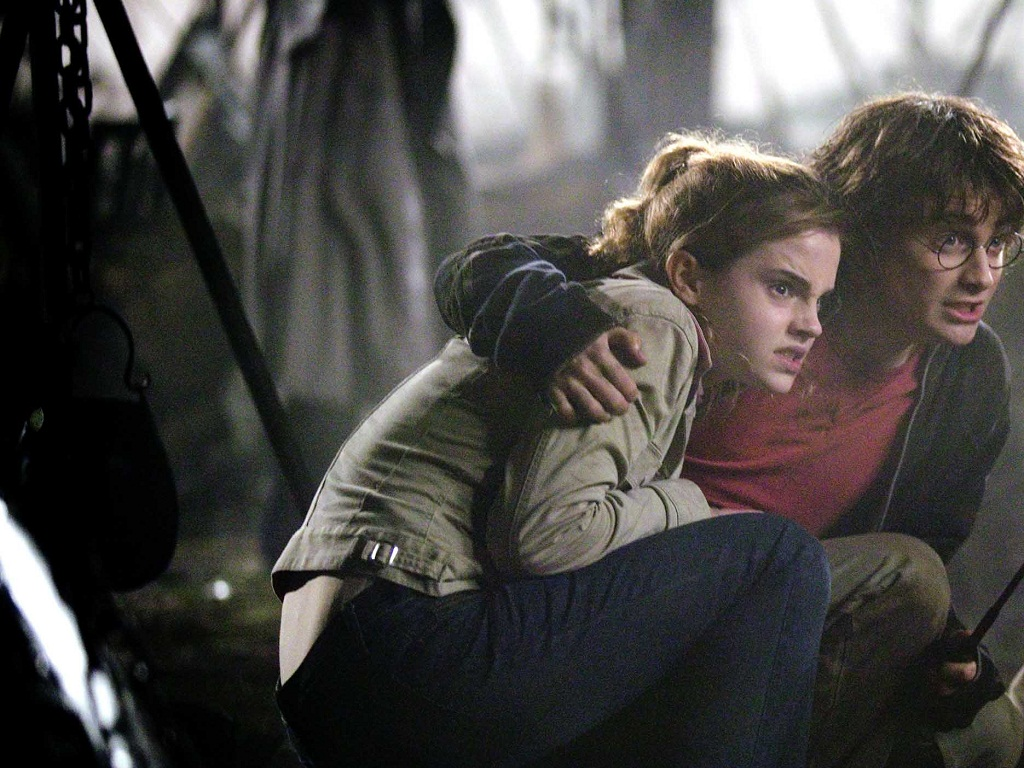 Harry and Hermione Wallpaper - Harry and Hermione ...