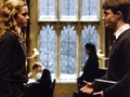 Harry and Hermione kertas dinding