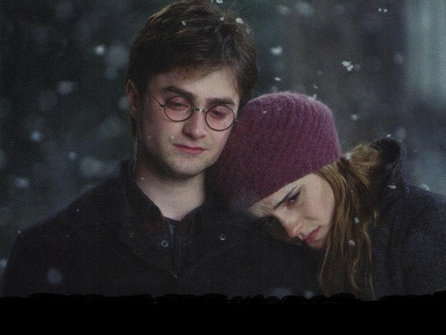 Harry and Hermione Hintergrund