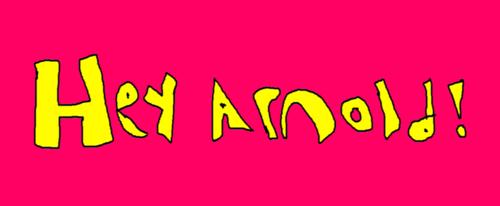 uy Arnold! Logo