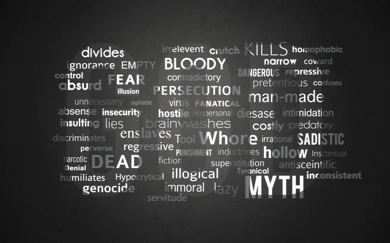 atheist quotes wallpaper quotesgram