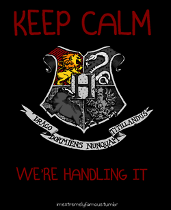 Hogwarts House Rivalry