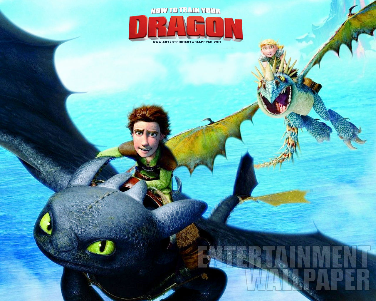 How to train your dragon! - How to Train Your Dragon ...