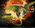 How to train your dragon! - how-to-train-your-dragon wallpaper