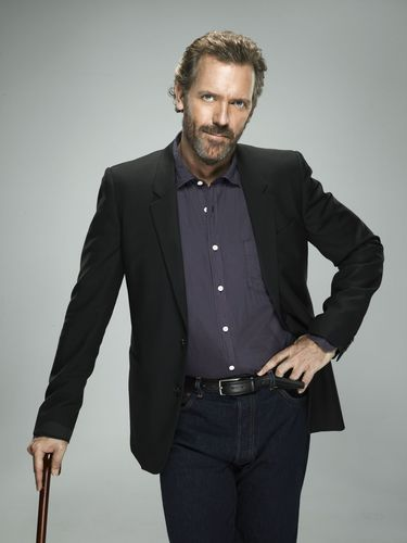 Hugh Laurie(HOUSE)Season8-Promotional Shoots