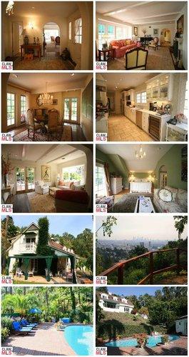 Hugh Laurie- Luxury utama in LA, California