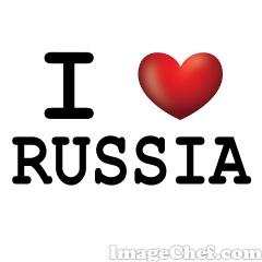 I ♥ RUSSIA