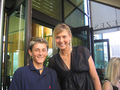 I and Maria - maria-sharapova photo