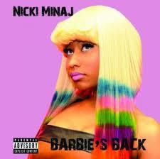 It's Barbie!