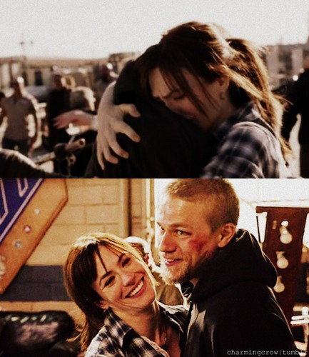 Jax and Tara images Jax & Tara 4x02♥ HD wallpaper and ...