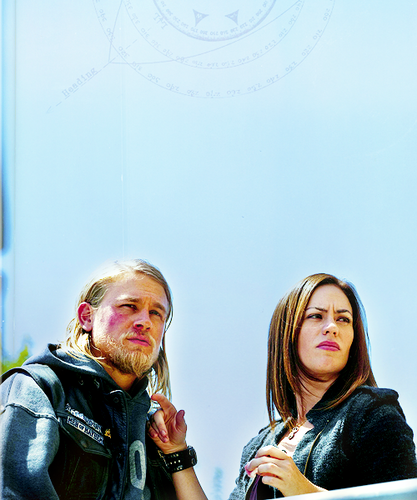 Jax & Tara♥