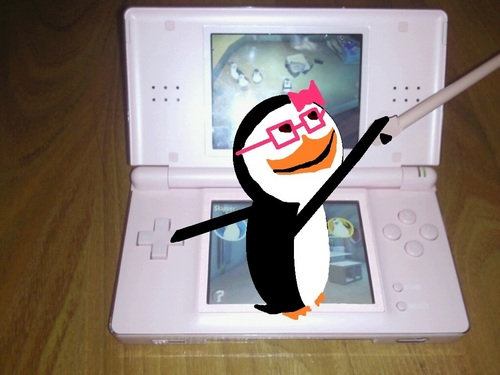 Jazzy on MY DS