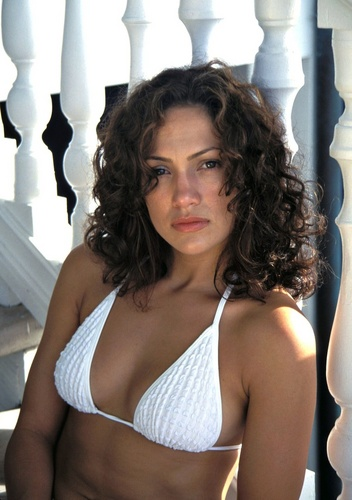 Jennifer Lopez foto Shoot Club Med, Bahamas 5/15/97
