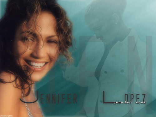 Jennifer Lopez پیپر وال