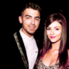 Victoria Justice photo with a portrait called Joe and Victoria (photoshop)