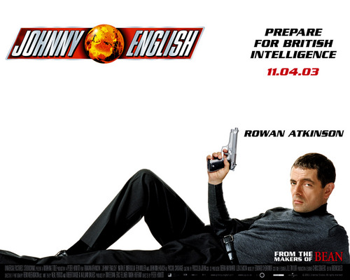 Johnny English!