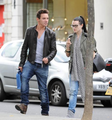 Jonathan Rhys Meyers & Katie McGrath ♥