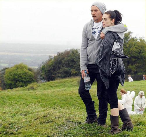 Jonathan Rhys Meyers & Katie McGrath ..♥