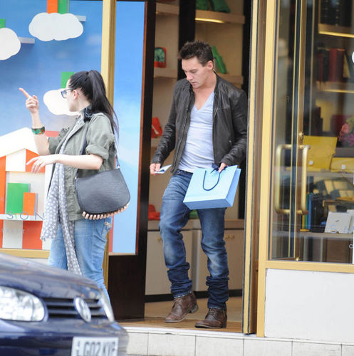 Jonathan Rhys Meyers & Katie McGrath