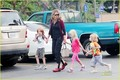 Julia Roberts: Breakfast with the Kids! - julia-roberts photo