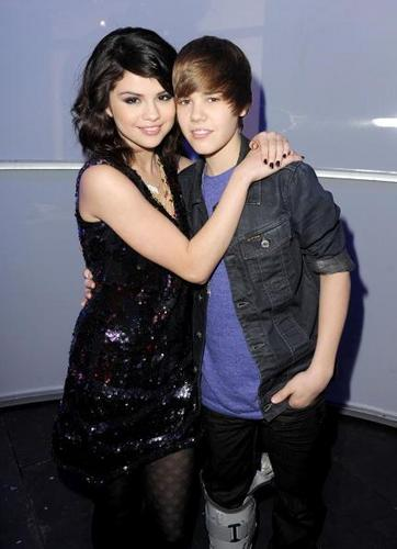 Jusin and selena