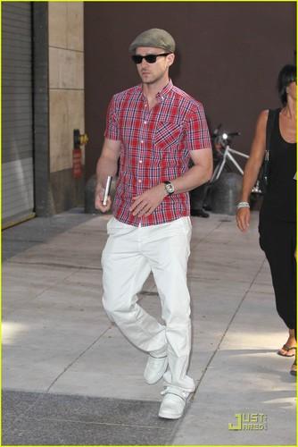 Justin Timberlake Takes Home Creative Arts Emmy