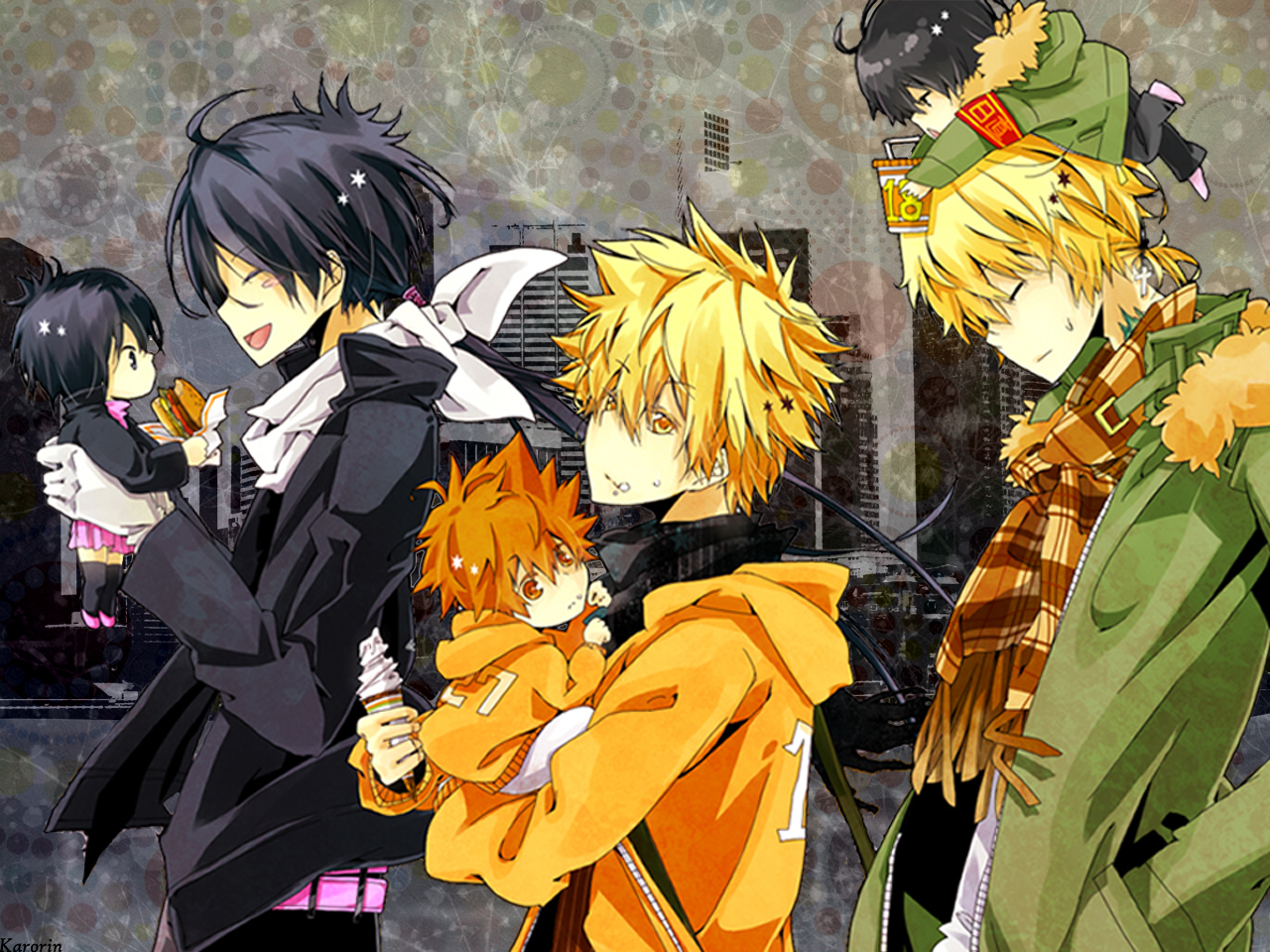 pics photos katekyo hitman reborn khr wallpaper