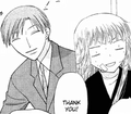Katsuya and Kyoko - fruits-basket screencap