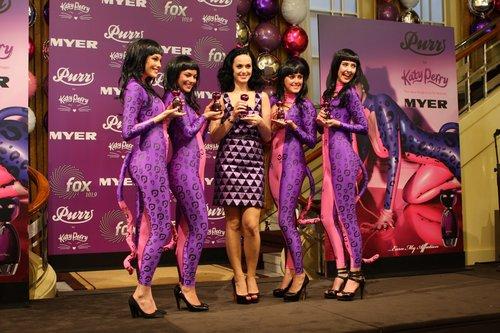 Katy Perry Purr presentation)