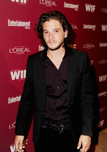 Kit Harington @ Pre-Emmy Party