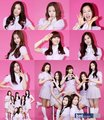 Korean Girls Group A-Pink - korea-girls-group-a-pink fan art