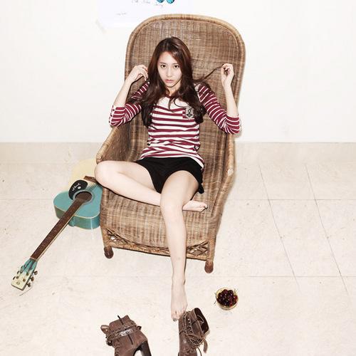 Krystal @ QUA Pictorial