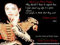 LMP & MJ quotes - michael-jackson-and-lisa-marie fan art