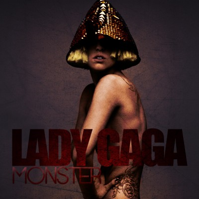 Lady Gaga Fanmade Signel Covers-Monster