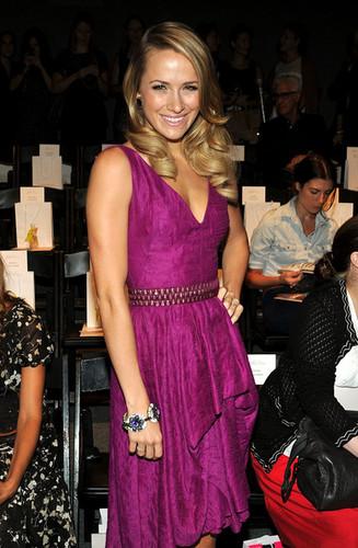 Lela Rose - Front Row - Spring 2012 Mercedes-Benz Fashion Week