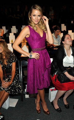 Lela Rose - Front Row - Spring 2012 Mercedes-Benz Fashion Week