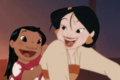 Lilo and Su