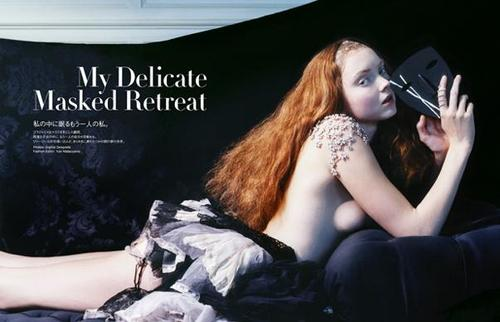 DemolitionVenom wallpaper possibly with a sign and a hip boot called Lily Cole
