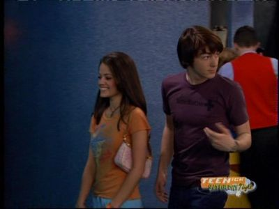 LucyHale in Drake and Josh