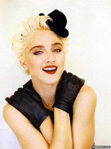 "Madonna ""Albert Tolot"" Photoshoot"