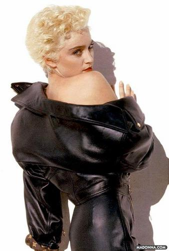 "Madonna ""Alberto Tolot"" Photoshoot"