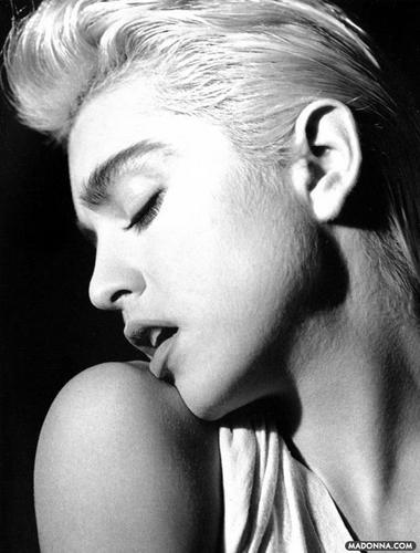 """Madonna """"Bruce Weber"""" Photoshoot"""