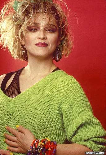 """Madonna """"Helmut Werd"""" Photoshoot"""