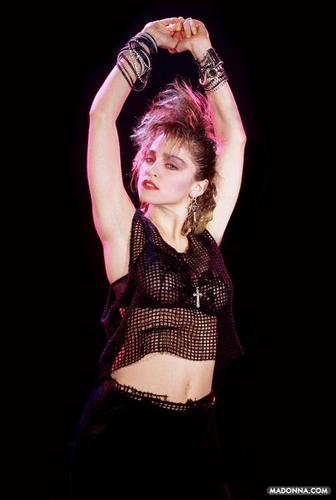 "Madonna ""Kees Tabak"" Photoshoot"