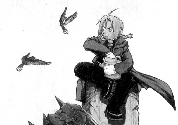 Fullmetal Alchemist Manga Images Manga Ed Wallpaper And Background Photos