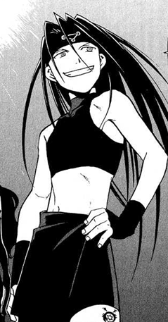 Fullmetal Alchemist Manga Images Envy Wallpaper And Background Photos