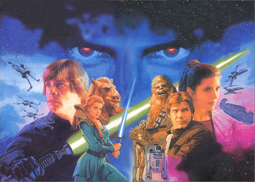 Mara Jade Skywalker wallpaper containing a concert called Mara Jade
